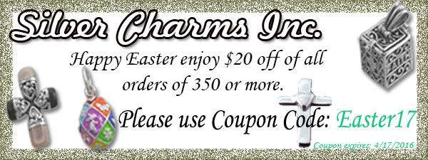 Easter Special from Silver Charms.