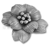 Thai Bead Flower Charm