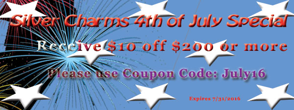 Silver Charms 4th of July Special. Slide1